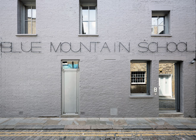 Blue Mountain School 3308624124