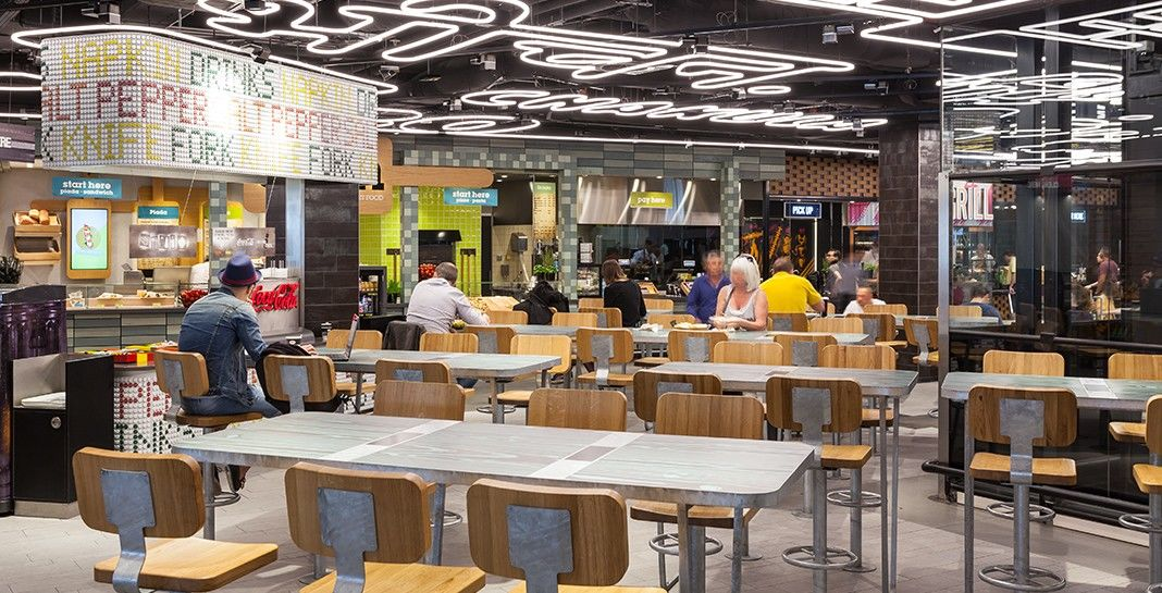 UXUS_Hmshost Food Court